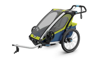 Cyklovozík Thule Chariot Sport 1 zelenomodrý 1