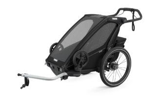 Cyklovozík Thule Chariot Sport 1 Midnight Black 1