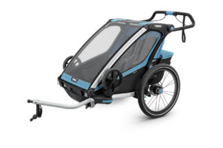 Cyklovozík Thule Chariot Sport 2 modročierny 1