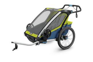 Cyklovozík Thule Chariot Sport 2 zelenomodrý 1