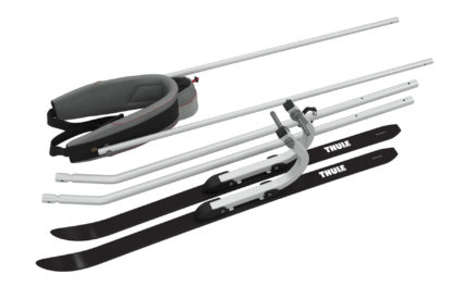 Lyžiarsky set Thule Chariot Cross-Country Skiing Kit 1