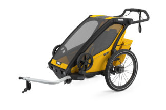 Cyklovozík Thule Chariot Sport 1 Spectra Yellow 1