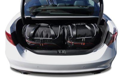 Cestovné tašky Alfa Romeo Giulia 2015- 1