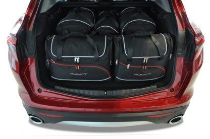Cestovné tašky Kjust Alfa Romeo Stelvio 2017- 1