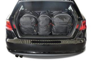 Cestovné tašky Kjust Audi A3 5dv. Hatchback 2012-2020 1